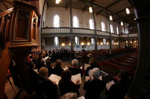 church choir church choir