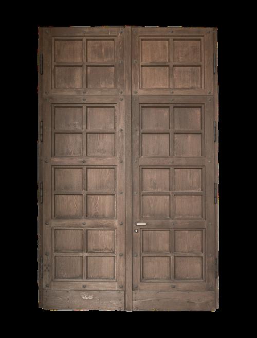 church door goal door