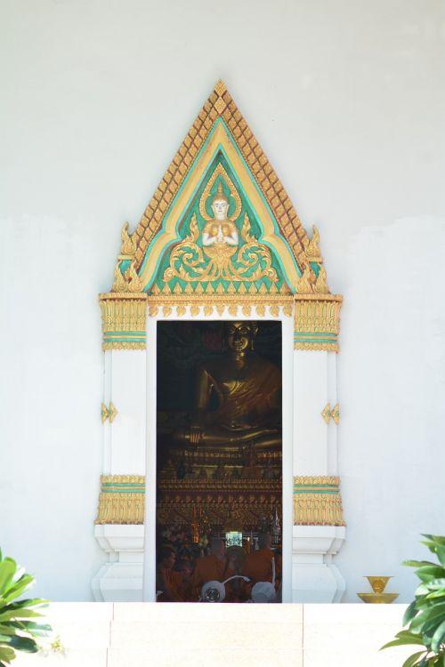 church door entrance measure