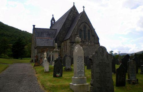 Highlands, Škotija, ramybė, ramybė, tyla, ramybė, ramybė, taika, bažnyčia, kirk, poilsis, galutinis, galutinis & nbsp, poilsio & nbsp, vieta, galutinis & nbsp, poilsis, malda, melstis, bažnyčia kalnuose