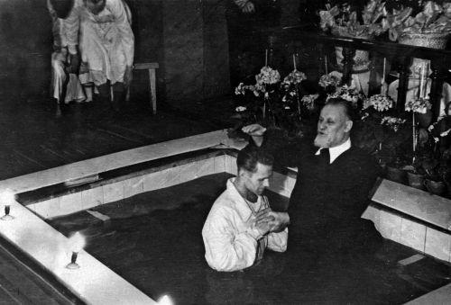 church on okhta history baptism