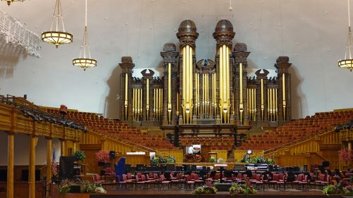 church organ organ salt lake city