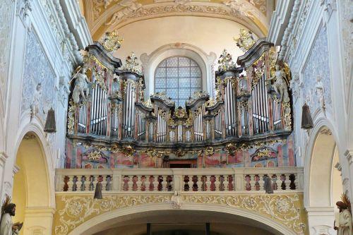 church organ organ church