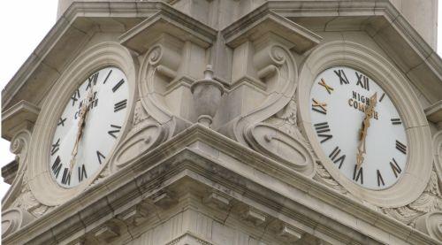 Church Tower Clocks