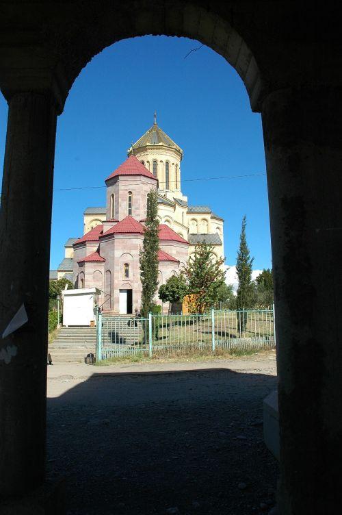 churches structures georgia
