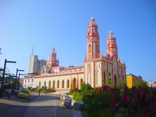 churches barranquilla colombia