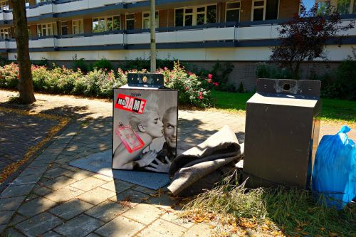 rubbish waste trash