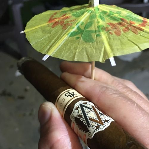 cigar rain umbrella