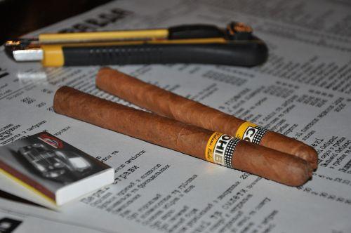 cigar cuba matches