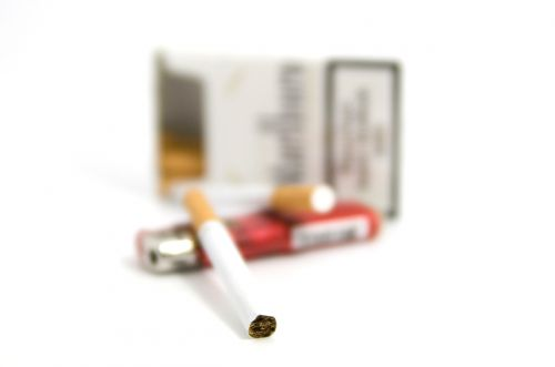 cigarette smoking lighter
