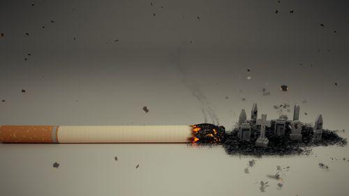cigarette smoking unhealthy