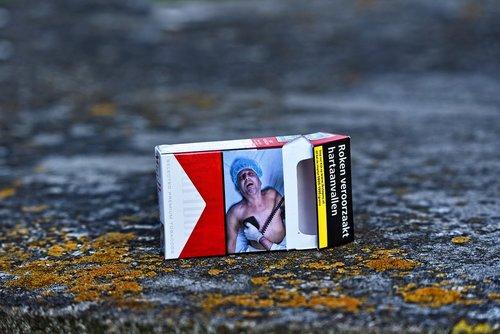 cigarette  tobacco  smoking