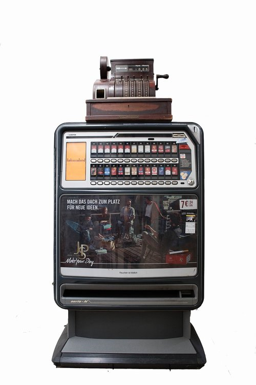 cigarette  automatic transmission  sigarettenautomaat