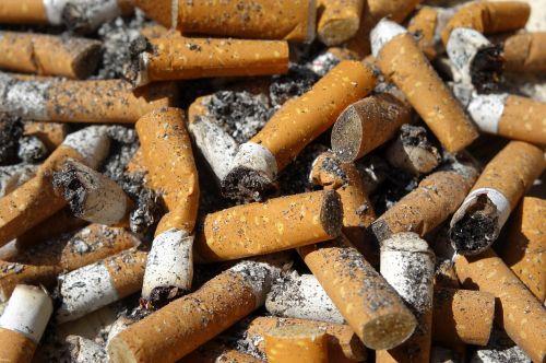 cigarette end cigarette smoking