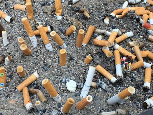 cigarettes battle field