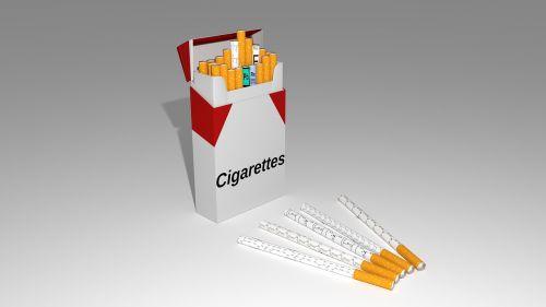 cigarettes tobacco harmful