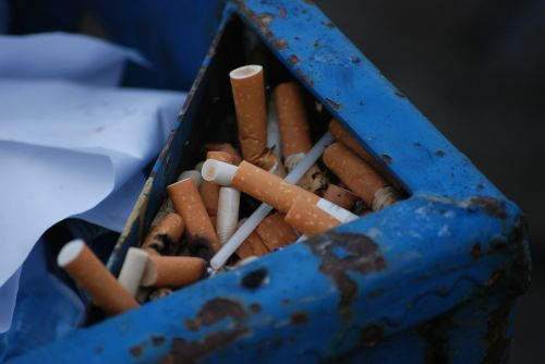 cigarettes cigarette ash