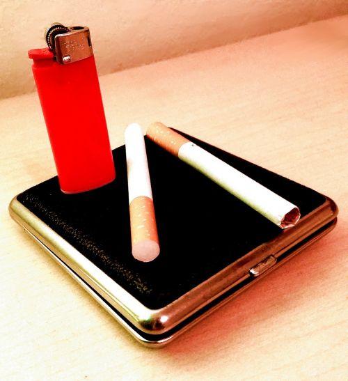cigarettes smoke ash