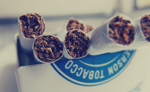 cigarettes tobacco smoking