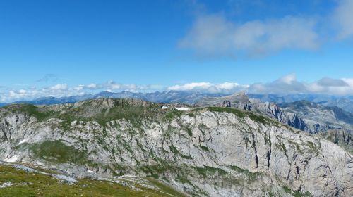 cima pian ballaur mountains cima della saline