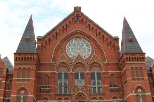 cincinnati architecture music hall