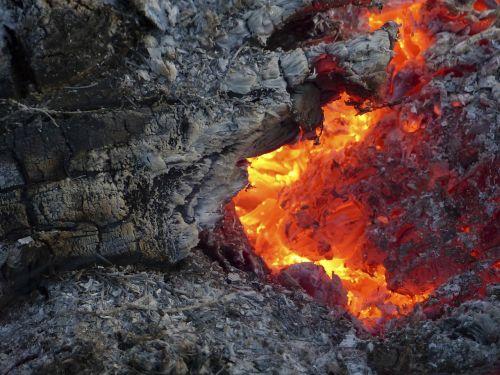 cinder ash raging