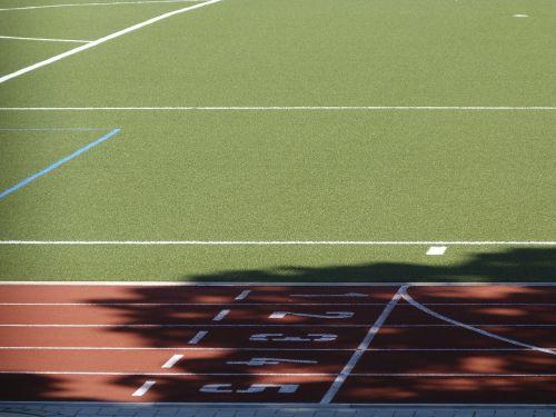 cinder start stadium