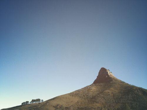 cinder cone mountain