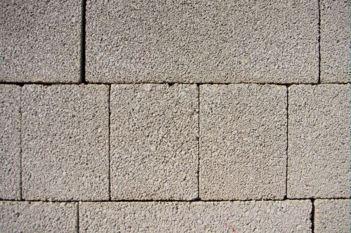Cinder Block Background