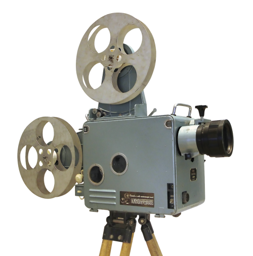 cinema projector overhead projector