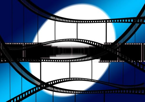 cinema film filmstrip