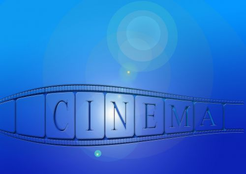 cinema film filmstrip
