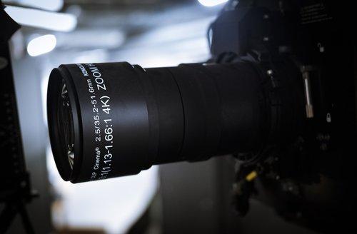 cinema  lens  projector