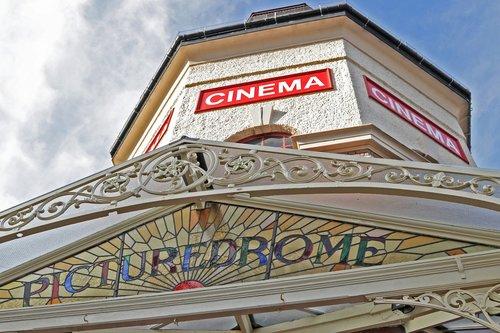 cinema  picturedrome  picture drome