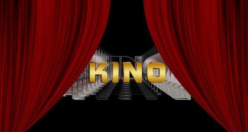 cinema theater curtain