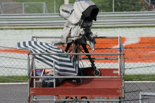 cinematographer watch tv sports transmission