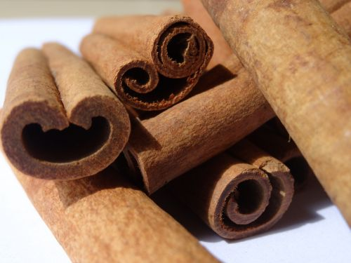 cinnamon spices bark