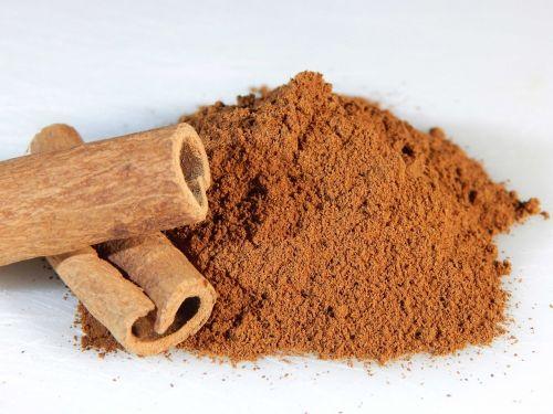 cinnamon sticks ground