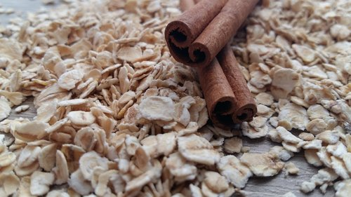 cinnamon  oats  recipes