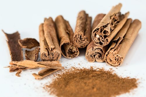 cinnamon stick cinnamon powder spice