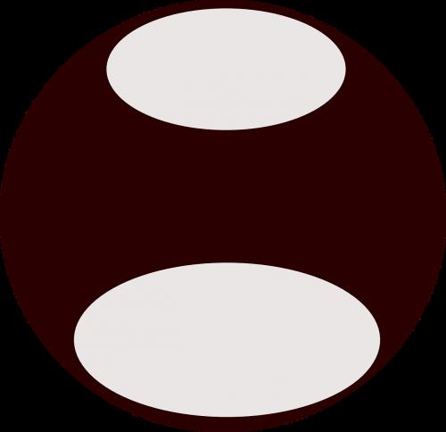 circle illusion ball