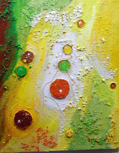 circle painting image