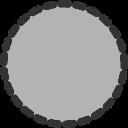 circle round shape