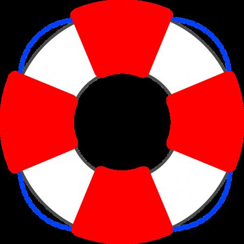 circle swimming ship