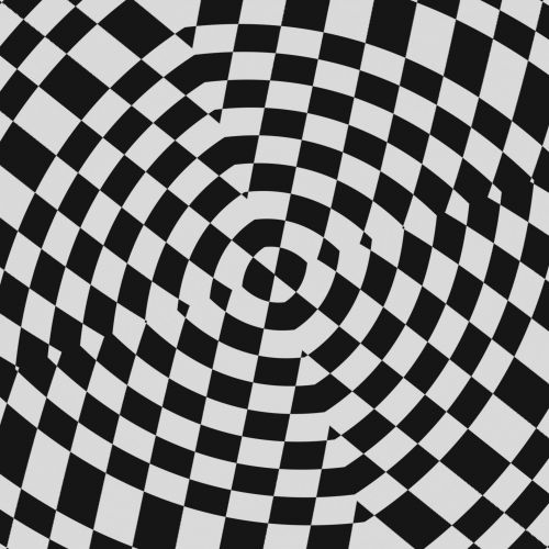 Circle Checkerboard 1