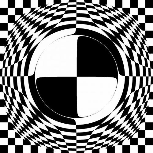 Circle Checkerboard 2