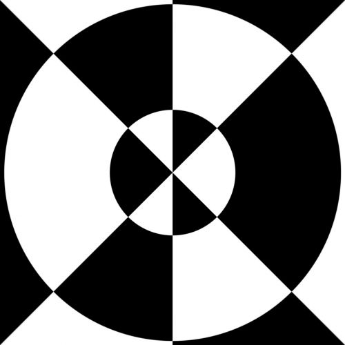 Circle Checkerboard