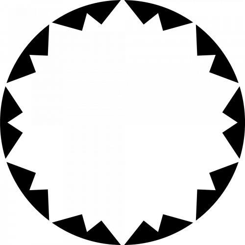 Circle Frame 4