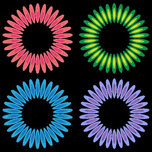circle frames frames borders