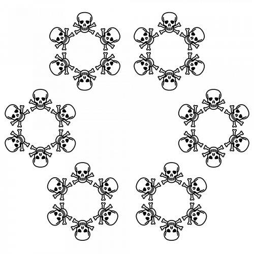 Circle Of Sculls